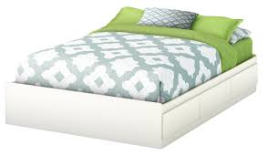South Shore Soho Double 6 Drawer Dresser by South Shore Step One Full Double Storage Platform Bed U0026 Reviews