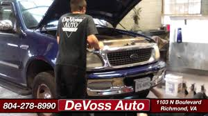 100 Game Truck Richmond Va DeVoss Auto Auto Inspections Auto Repair Brake Services In