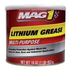 Warren Distribution Multi Purpose Lithium Grease - 16oz