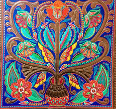 "Rangdey Truck Art - Wall Art Panel. 14""x14"" 