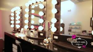 how to find the lighted makeup mirror