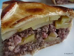 pâté de pommes de terre à la viande hachée miss patiss