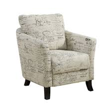 vintage french fabric accent chair for sale at walmart canada