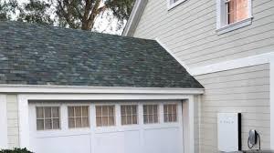 tesla shows solar roof tiles news