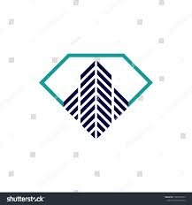 100 Interior Designers Logos Diamond House Logo Suitable Diamond Store Stock Vector