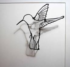 Magnificent Easy Wire Art Photos