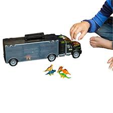 100 Toy Car Carrier Truck Dinosaurs Transport Rier With Dinosaur Inside