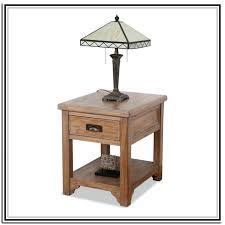 End Table With Attached Lamp by Side Table With Lamp Attached Walmart End Swing Arm Brass And Ma