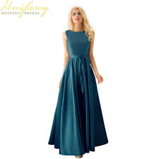 online get cheap cheap satin bridesmaid dresses aliexpress com