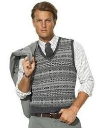 rule 1 wearing sweater vest pop collar u0027s