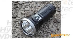 le torche led fenix ld75c ultra puissante 4200 lumens multi colores