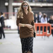 Olivia Palermos Outfits At Fashion Week Spring 2017