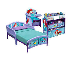 Doc Mcstuffin Toddler Bed by Disney Little Mermaid Room In A Box Toddler Bed Girls Furniture