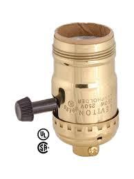 Leviton Keyless Lamp Holder by Leviton Brand Reg On Off Turn Knob Socket W Uno Thread 40100