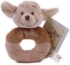 Winnie The Pooh Nursery Decor Ireland by Disney U0027s Winnie The Pooh Little Roo Ring Rattle Amazon Co Uk Baby