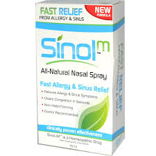 Pumpkin Seed Prostate Congestion by Sinol Sinolm All Natural Nasal Spray Fast Allergy U0026 Sinus