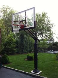 Amazon.com : Pro Dunk Silver With Rust Armor: In-ground Adjustable ... Backyard Basketball Court Utah Lighting For Photo On Amusing Ball Going Through Basket Hoop In Backyard Amateur Sketball Tennis Multi Use Courts L Dhayes Dream Half Goal Installation Expert Service Blog Dream Court Goals Atlanta Metro Area Picture Fixed On Brick Wall A Stock Dimeions Home Hoops Gallery Sport The Pinterest Platinum System Belongs The Portable Archives Bestoutdoorbasketball Amazoncom Lifetime 1221 Pro Height Adjustable