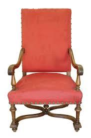 siege de style fauteuil de style louis xiv du siège au décor tapissier d