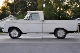 A Beautiful Body: 1961 Ford F-100 Unibody
