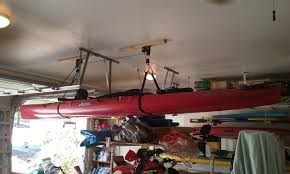 Racor Ceiling Storage Lift Canada by Garage Overhead Storage Racks Most Widely Used Home Design