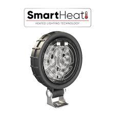 100 Led Work Lights For Trucks Heated LED Light Model 670 XD