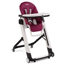 chaise haute siesta berry de peg perego sièges chaises hautes