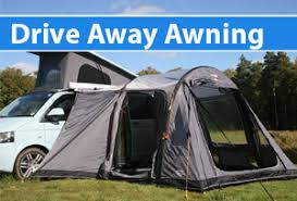 The Vango Drive Away Awning Is Either One Big Room Or Two Smaller Rooms As Its Name Implies You Can And Leave Standing There