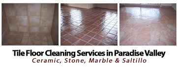 paradise valley tile floor cleaning desert tile grout care