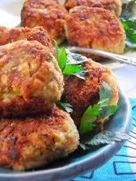 cuisine z kotlety z ziemniaków i pieczarek kotlety są tak pyszne że chce