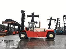 100 Hull Lift Truck Svetruck 50120 Hull Diesel Forklifts Year Of Manufacture 2008