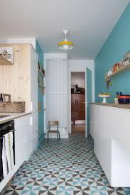 cuisine carreaux des carreaux de ciment dans la cuisine cocon de décoration le