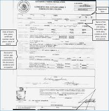 Birth Certificate Translation Template English To Spanish New Mexico Marriage Mexican
