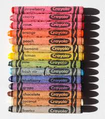 Crayola Bathtub Crayons Collection by Crayola Magic Scent Crayons What U0027s Inside The Box Jenny U0027s