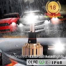 brightness led car light for chevrolet captiva headlight h1