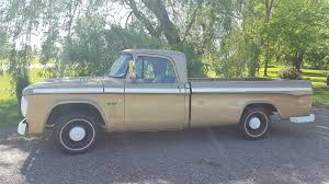 1967 Dodge D/W Truck 2WD Regular Cab For Sale Near Albany, Minnesota ...