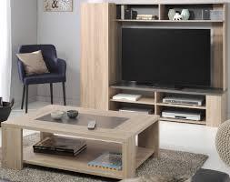 wohnzimmer fumio 4 eiche natur nachbildung steinoptik tv wand tisch