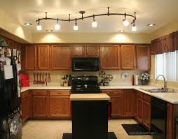 small kitchen lighting design ideas cabinet ceiling options