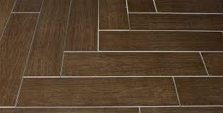 prestige walnut 6x24 wood plank porcelain matte polished