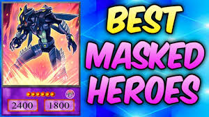 Anki Shared Decks Swedish by How To Use A Masked Heroes Deck Yugioh Archetype Learning Youtube