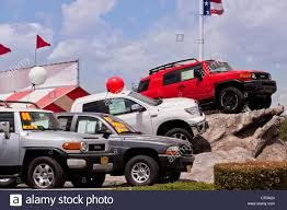 Toyota Truck Dealership Sales Lot Display - California USA Stock ... Toyota Tundra Television Commercial 2003 Youtube Truck Cap By Are Full Installation Vehicles Uk Vintage Truck On The Highway In Nicaragua Central America Made A Reallife Tonka And Its Blowing Our Childlike Stock Photos Images Alamy 2014 Hlighted In Three New Commercials Us Special Operators Want Super Vehicle They Can Dguise As Best Of 20 Photo Trucks Cars Toyota Dyna 2007 For Sale Or Rent Qatar Living