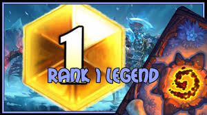 hearthstone kolento hits rank 1 legend with the new knights of
