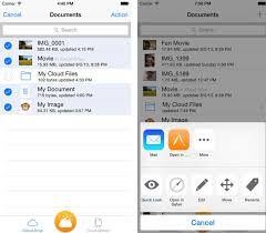 How To View And Open iCloud Drive Files iPhone And iPad