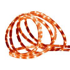 Shop Northlight 20 ft LED Orange Rope Light at Lowes