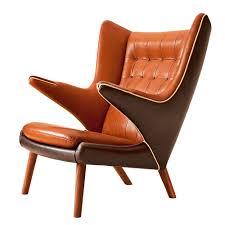 Authentic Hans Wegner Papa Bear Chair by Pp19 Papa Bear Easy Chair Hans J Wegner Pp Møbler Suite Ny