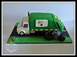 100 Garbage Truck Cakes Cake Fondant Sculpted Cake Kristens Cake