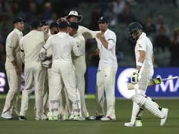 Ashes 2017 England Prize Out Steve Smith As Australia Toil Hard Under Lights On Day 1 Of 2nd Test Firstcricket News Firstpost