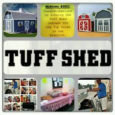 Tuff Shed Home Depot Display by Chris Whitefleet Tuffshedchris Twitter