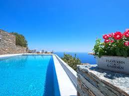 100 Infinity Swimming Villa Helios Spacious Villa With Infinity Swimming Pool Kea
