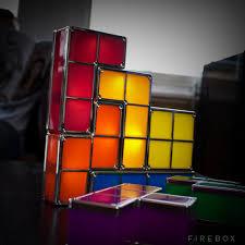 100 tetris stackable led desk l walmart new rotation
