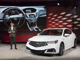 2018 Acura TLX Specs Release Date Price Carscool